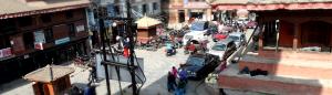 Backpackiing in Nepal